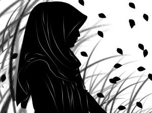 silhouette_muslimah_by_maxzymus-d69der4